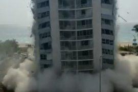 फलोरिडामा भवन भत्किदा बेपत्ता हुनेको संख्या १५९ पुग्यो, ४ को मुत्यु
