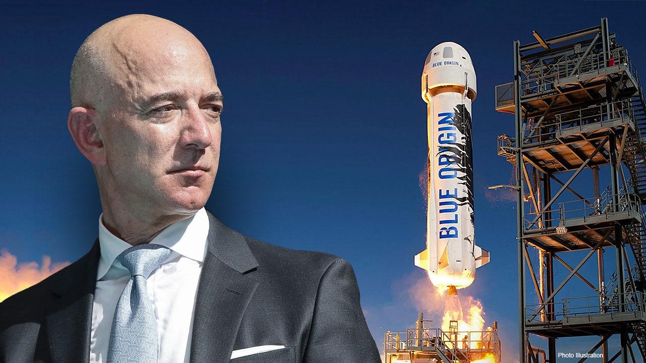 दस मिनेटको अन्तरिक्ष यात्रामा अमेजनका बेजोसले गरे ५.५ अर्ब डलर खर्च